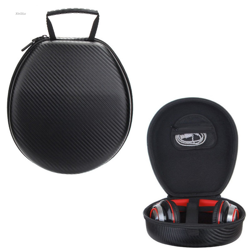 High Quality Portable Carrying Hard Case For Sony Headset Headphone XinSiLu