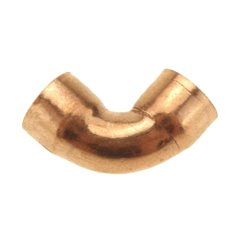 90 градусов локоть Медный Конец подачи фитинг для водопроводных труб для газа воды нефтяной трубы ID 10 мм 22 мм|Фитинги для труб|   | АлиЭкспресс