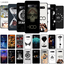 Lavaza The Hundred 100 Soft Phone Cover for Samsung Galaxy S8 S9 S10 Plus A6 A8 A9 2018 A30 A50 TPU Case