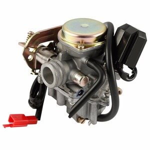 Image 3 - Motorcycle Scooter Carb Carburetor For 50cc Chinese GY6 139QMB Moped 49cc 60cc SUNL BAJA