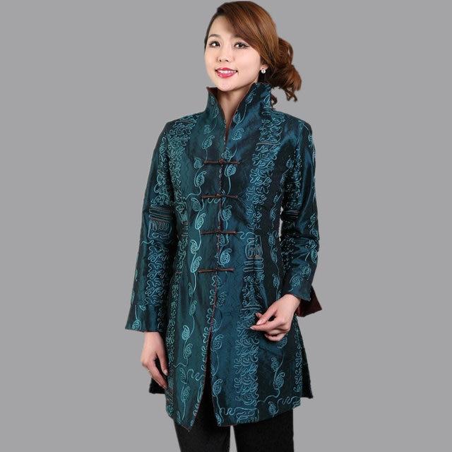 Стильный женский шелковый атлас куртка вышивка пальто весна осень Большой размер sml XL XXL XXXL 4XL 5XL Mujer Chaqueta Mny001G