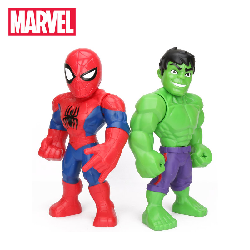 Hasbro  Playskool Marvel Super Hero Adventures ULTRON Thor Hulk Captain America