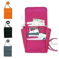 multifunctional canvas card holders Full travel paspoort passaporto cover reizen portefeuille paspoorthouder purse stripe bags
