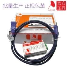 USB к 485/RS485 Изоляции Магнитная связь конвертер молниезащиты Промышленного класса FT232 EVC8001