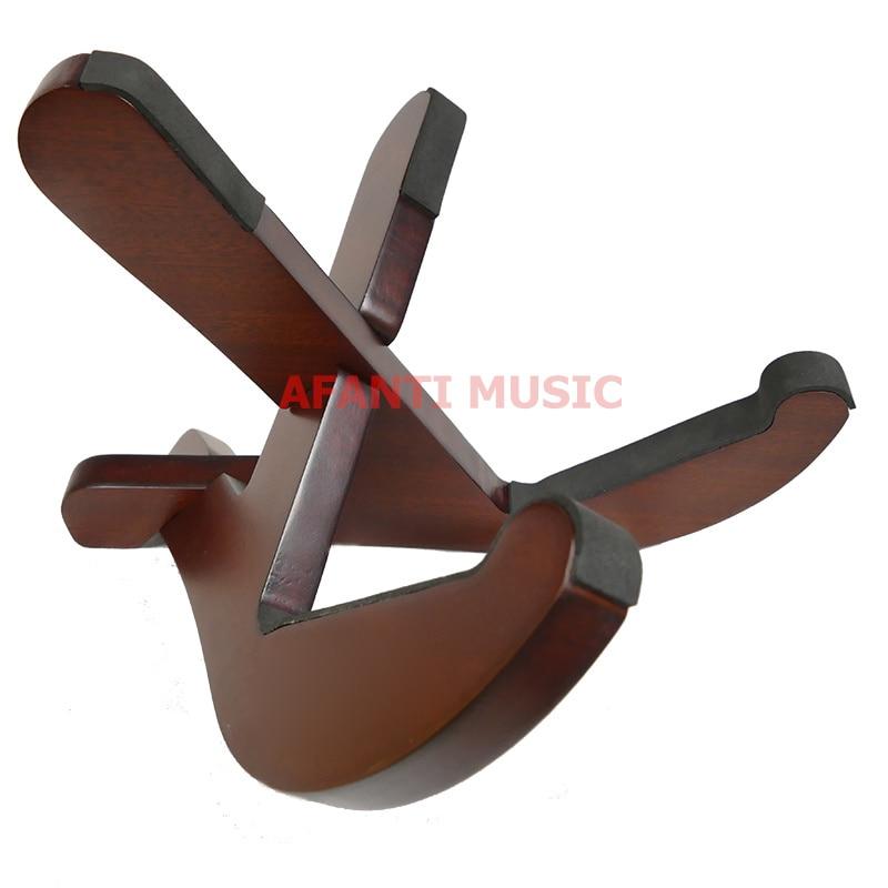 Afanti Music Electric Guitar / Bass guitar / Ukulele Stand (JKV-109) afanti music prs diy guitar kit prs style electric guitar apr 727