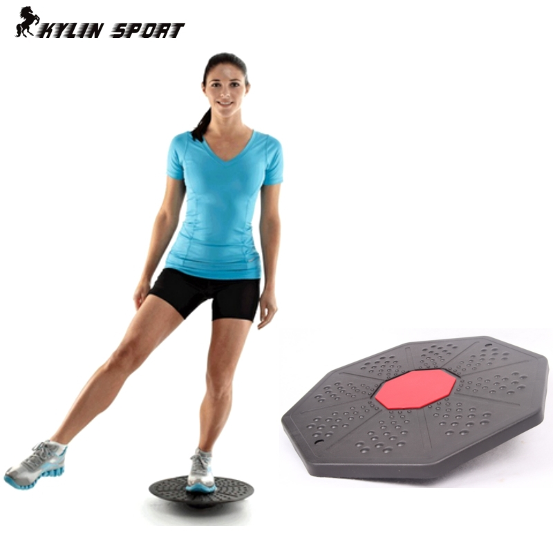 Balance Board Exercises For Back: Innovations Plastic Balance Board And Fitness Training