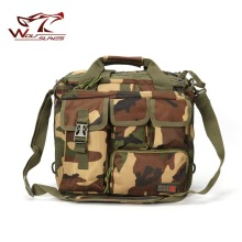 Outdoor Sport Laptop Camera Bag Military Tactical Messenger Shoulder Bags Men's Climbing Handbags