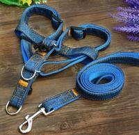 120CM length Dog leash Pet leashes Dog harness