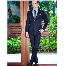 Fashion font b Men s b font font b Suit b font Business Set font b