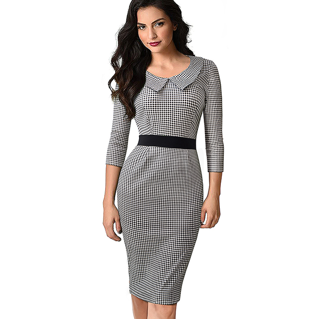 Fitted Business Dresses