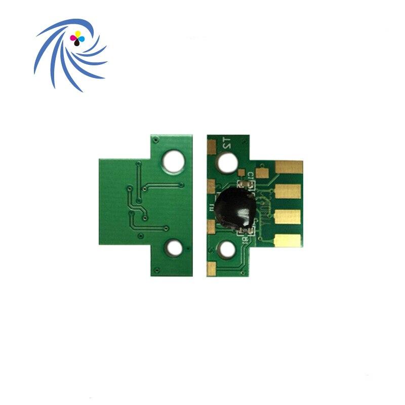 80C1SK0 80C1SC0 80C1SM0 80C1SY0 4 x Toner Chips for Lexmark CX310 CX410 CX510