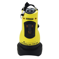 ZH SL202 Household 2 Lines Cross Laser Level 360 Rotary Cross Laser Line Leveling Can Be Used with Outdoor Receiver Best Quality