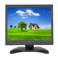 New Product 9 Inch Lcd Touch Screen Monitor 1024 768 Outdoor Touch Screen Monitor
