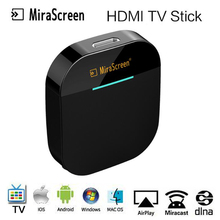 Mirascreen G5 Wireless HDMI Android tv stick Miracast Airplay Receiver Wifi Display Dongle mirror Screen streamer anycast DLNA