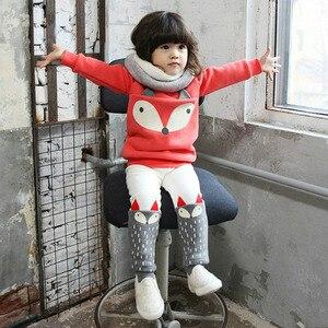 Image 2 - Çocuk giyim 2020 sonbahar kış Toddler kız giysileri noel kostüm kıyafet çocuklar eşofman kız giyim için 1 4 yıl
