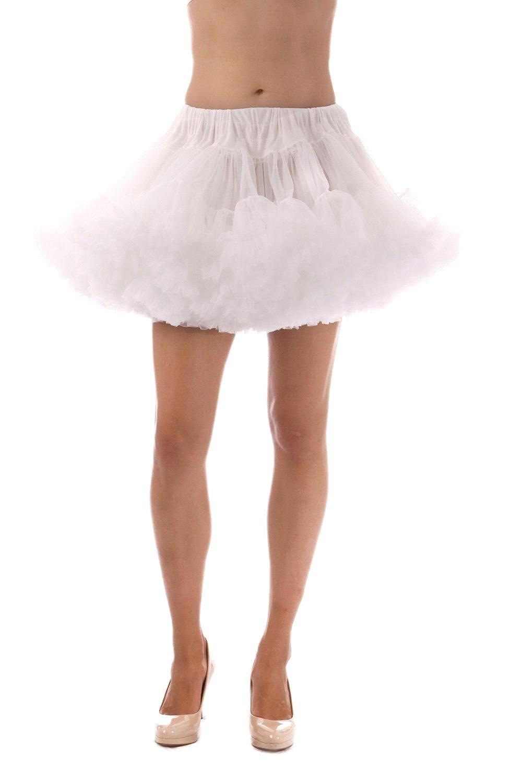 8 Farben Kurzen Hochzeitskleid Krinoline Unterrock Ballkleid ...