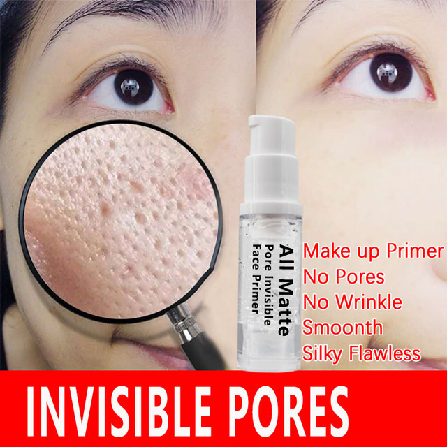 New Natural Pro Pure Nude Eye Shadow Primer Cosmetics Maquiagem Face Base Makeup Primer Foundation Moisturizer Cream 1