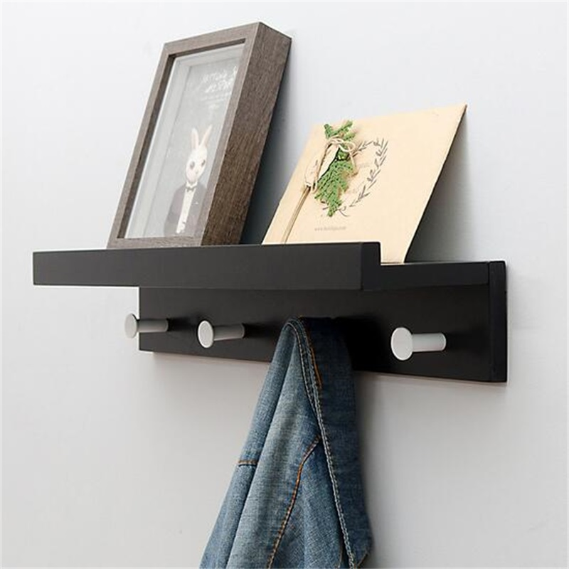 High quality Wall mounted hook Wall bracket Wall commodity shelf succulent shaped wall mounted hook