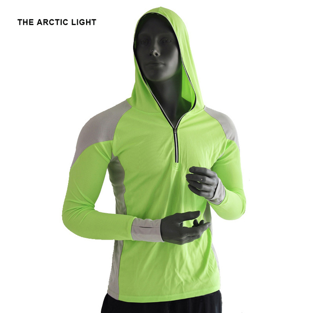 THE ARCTIC LIGHT Shirts Hooded 6