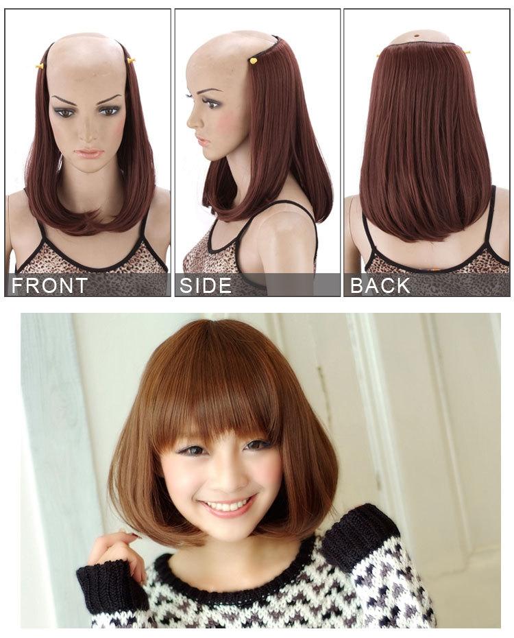 Fashion Cute Hair Extension Clip In 10inch 14inch 18inch22inch
