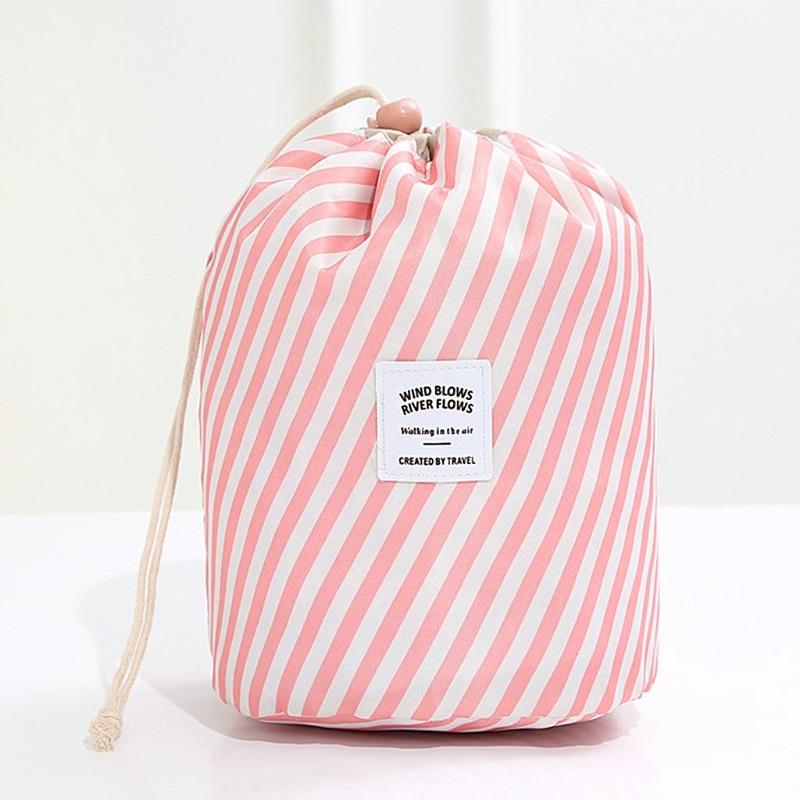Storage Bag Travel Toilet Bags Drawstring Toiletry Case Pouch Organizer