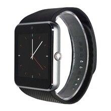 Bluetooth SmartWatch Uhr GSM BT Musik Passometer Sync Nachricht für samsung s5 s4 s3 note 3 sony lenovo smartphone android tragen
