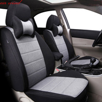 Car Wind Customized automobiles Auto car seat cover For Toyota corolla chr auris wish aygo prius avensis 2018 car accessories
