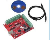 USB Interface MACH3 Motion Control Card Flying Carving Machine Control Board CNC Interface Board