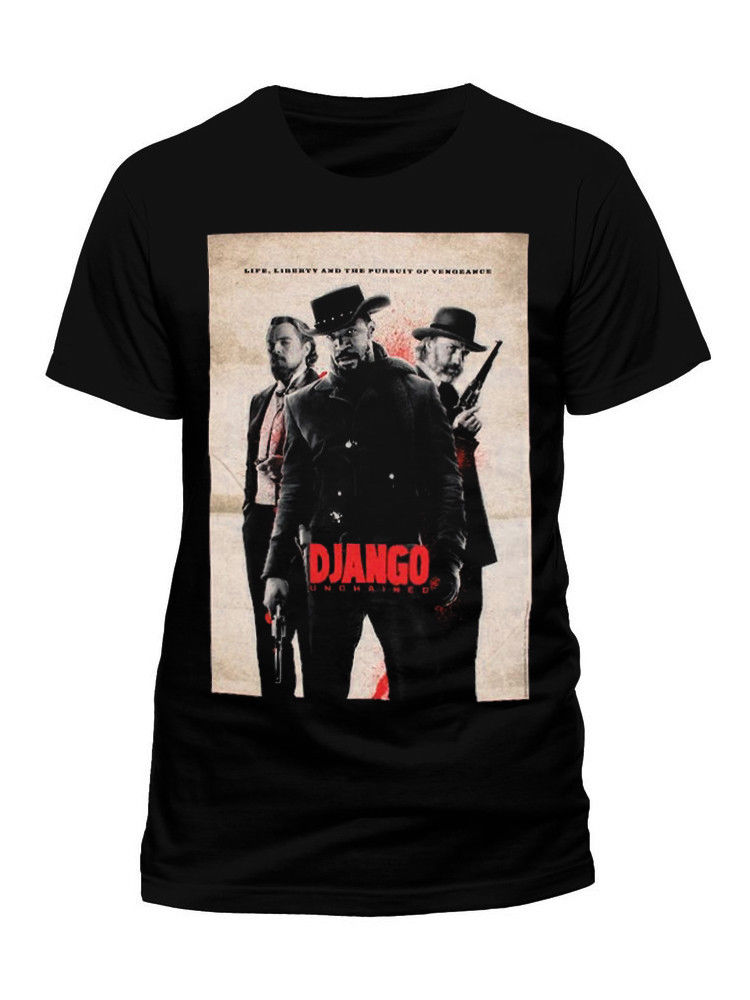 django-unchained-movie-poster-official-font-b-tarantino-b-font-black-mens-t-shirt