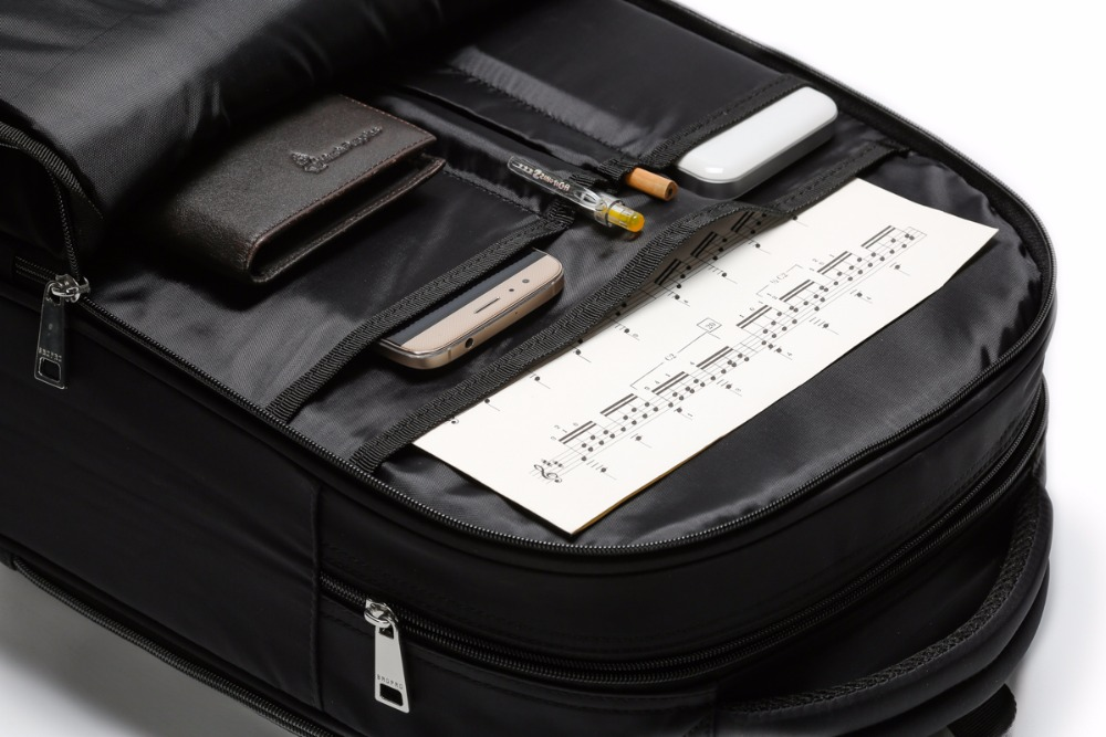 Double Clarinet Messanger case for A and Bb Clarinet