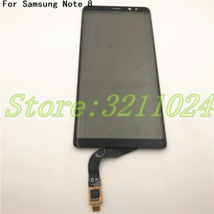 Image 1 - 100% Tested New Touch Screen Digitizer 6.3 inches For Samsung Galaxy Note 8 N950 Touch Sensor Glass Panel Replacement