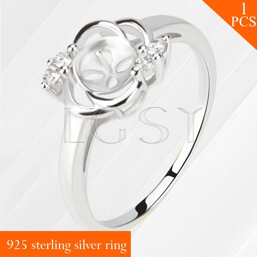Pearl Ring Mountings