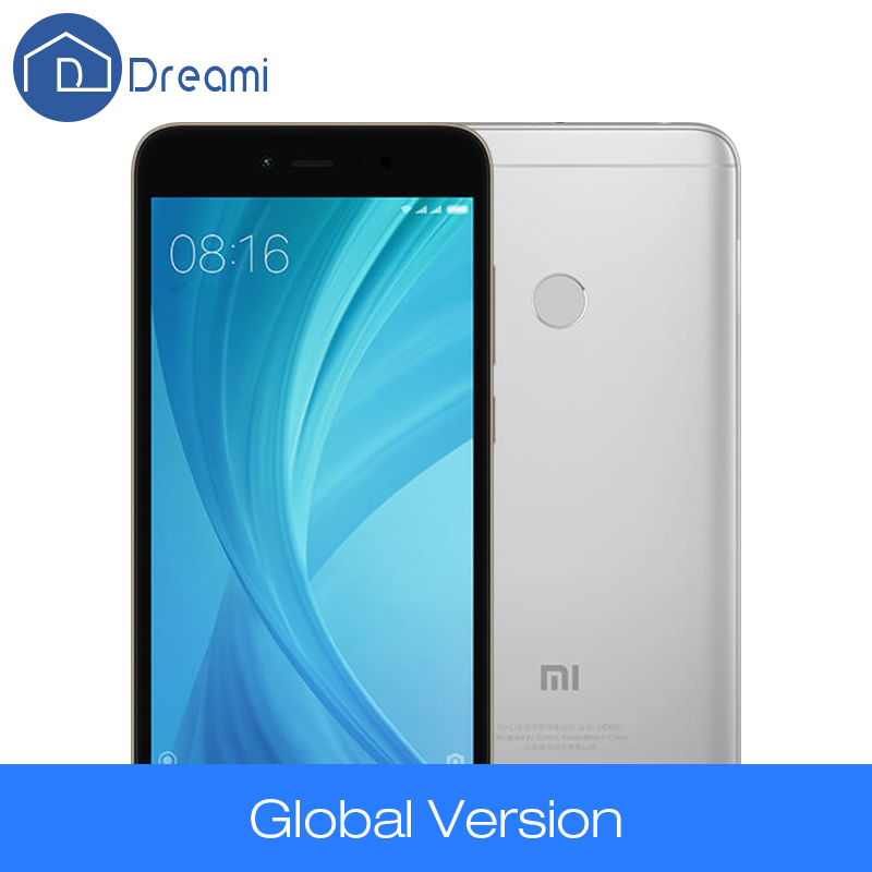 Buy Global Version Xiaomi Redmi Note 5A Prime 3GB 32GB Snapdragon 435 Octa Core 5.5 Inch Cellphone 16 MP Front Camera Fingerprint for $124.99 in AliExpress store