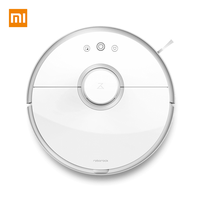 xiaomi mi robot vacuum cleaner 2 Wet drag mop Smart Planned with water tank Automatic Sweeping Dust WIFI APP Control 5200 mAh