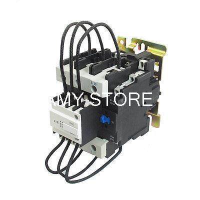 цена на CJ19-80 Ui 500V 36V Coil 80A Pole 1NO Changeover Capacitor AC Contactor