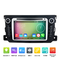 Quad Core Android 5.1.1 In Dash Car GPS Navigation for Benz Smart 2012-2013 Map+DVD+Radio+RDS+Bluetooth+WiFi+AUX+Mirror Link