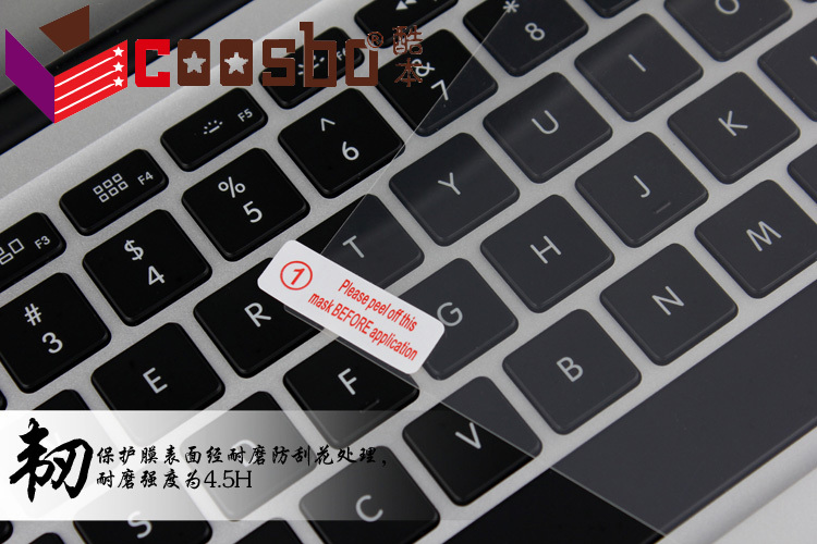 Clear Screen Protector For Macbook Air 11,Air 13,Pro retina 13, 15, Protective Film Screen Guard, Wholesale, Free Shipping.