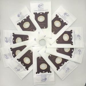 20 шт пылесборник аксессуары для пылесоса FC8202 8204 8208 HR8345 мешок эффективный S - bag