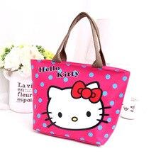 Милые водонепроницаемые украшения hello kitty, сумка для покупок, косметичка, органайзер, сумки для хранения