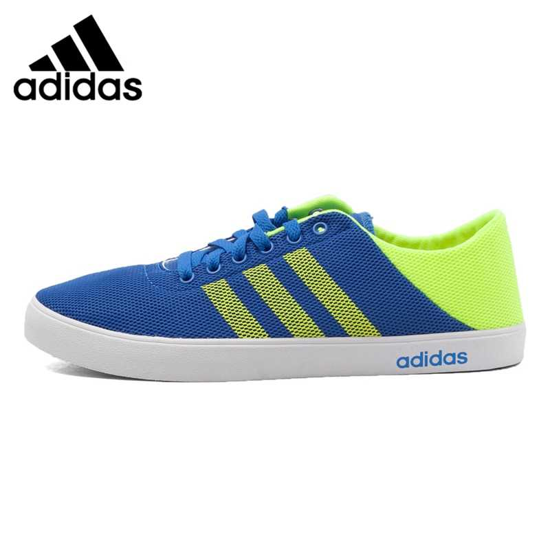 online retailer 6da57 7ef80 Original Adidas Neo VS EASY VULC SEA Men s Skateboarding Shoes Sneakers