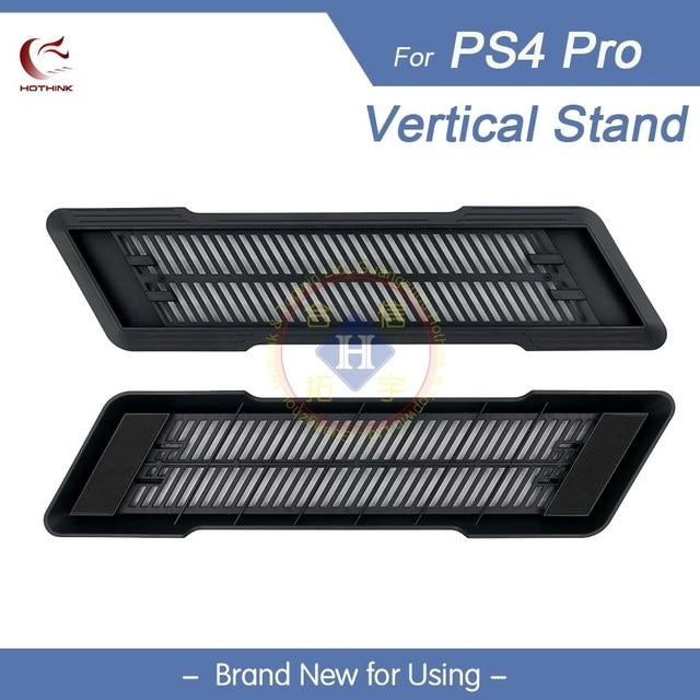 HOTHINK Hot New 1 pcs Para Sony PlayStation PS4 Pro 4 Pro Console Suporte Vertical Montar Titular Doca PS4 Pro acessórios