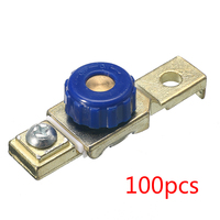 100Pcs 80A Motorcycle Battery Cut Off Switch Kill Terminal Anti leakage Switch Car Side Post Battery Disconnect Switch