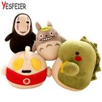 13 18 CM 2016 New Arrived Plush Bamboo Bag Cartoon Totoro OutMan Plush Toys Baby Toys