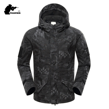 Military Winter Mens combat Jacket Coat Thicken Hoodies G8 Windproof Waterproof Fleece Camouflage Tactical Jacket Men Overcoat