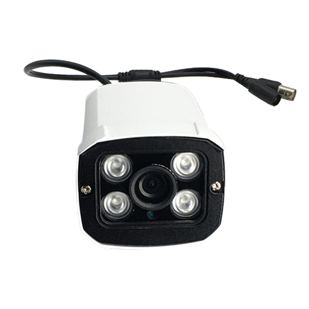 цена CMOS 1200TVL 2.8mm Outdoor Waterproof CCTV Cameras Infrared Closed System H.264 Security Surveillance 100 Degree Bullet Cameras