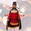 KonoSuba la bendición de Dios en este mundo maravilloso Megumin Cosplay Costume Set Completo