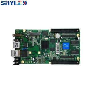 Image 1 - Asychronous kolorowy kontroler Huidu serii C HD C10/C10C/C30 Asyn kontroler LED
