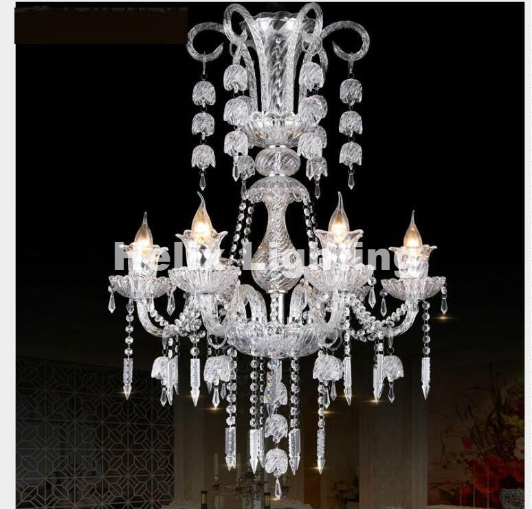 Lustr s novým lustrem k výprodeji Luxusní luxusní křišťálový - Vnitřní osvětlení