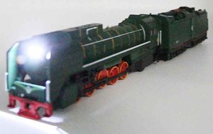 Image 5 - Locomotive Diesel, jouet en alliage de taille unique, voitures, son, léger, jouet pour enfants
