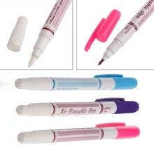 Auto Vanishing Erasable Marking Pen Dressmaker Tailor Fabric Marker Temporary 10166